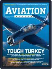 Aviation History Magazine (Digital) Subscription September 1st, 2021 Issue