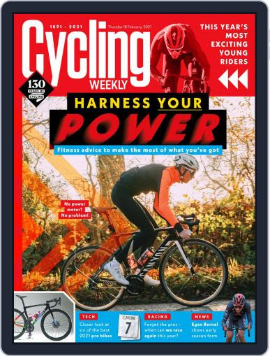 Cycling Weekly Magazine (Digital) February 18th, 2021 Issue Cover