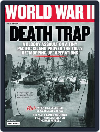 World War II Magazine (Digital) December 1st, 2021 Issue Cover
