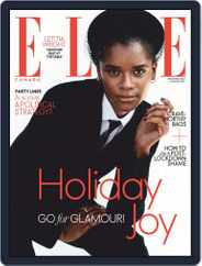 Elle Canada Magazine (Digital) Subscription December 1st, 2020 Issue