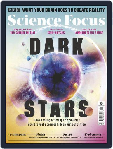 BBC Science Focus Magazine (Digital) February 1st, 2021 Issue Cover