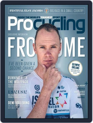 Procycling Magazine (Digital) August 1st, 2021 Issue Cover