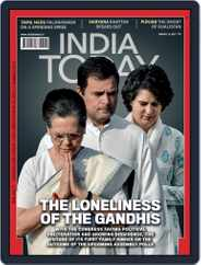 India Today Magazine (Digital) Subscription March 15th, 2021 Issue