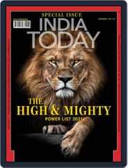 India Today Magazine (Digital) Subscription November 1st, 2021 Issue