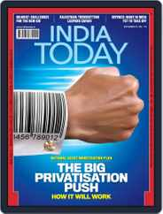 India Today Magazine (Digital) Subscription September 27th, 2021 Issue