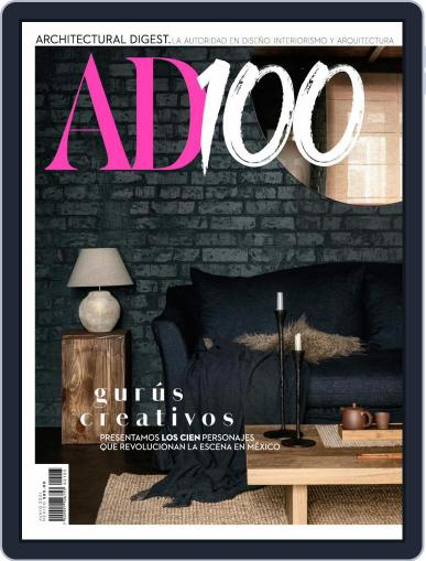 Architectural Digest Mexico Magazine (Digital) June 1st, 2021 Issue Cover