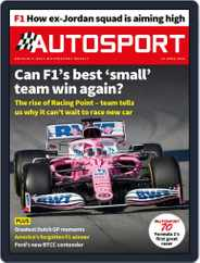Autosport (Digital) Subscription April 30th, 2020 Issue