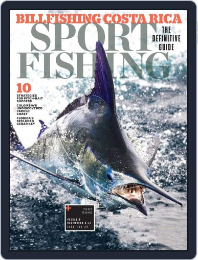 Sport Fishing March 1st, 2020 Digital Back Issue Cover