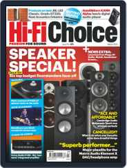 Hi-Fi Choice Magazine (Digital) Subscription March 1st, 2021 Issue