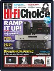 Hi-Fi Choice Magazine (Digital) Subscription May 1st, 2021 Issue
