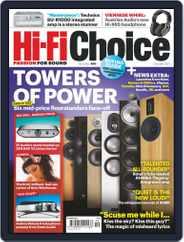 Hi-Fi Choice Magazine (Digital) Subscription October 1st, 2021 Issue