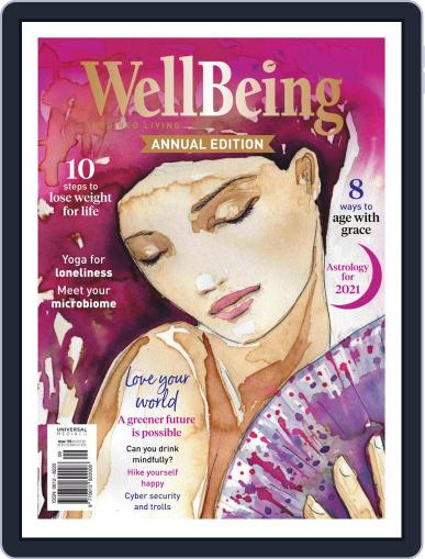 WellBeing Magazine (Digital) December 1st, 2020 Issue Cover