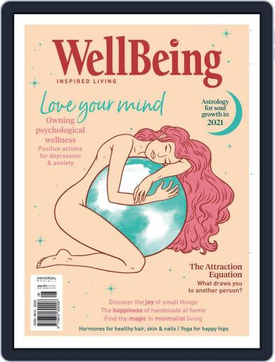 WellBeing Magazine (Digital) October 28th, 2020 Issue Cover