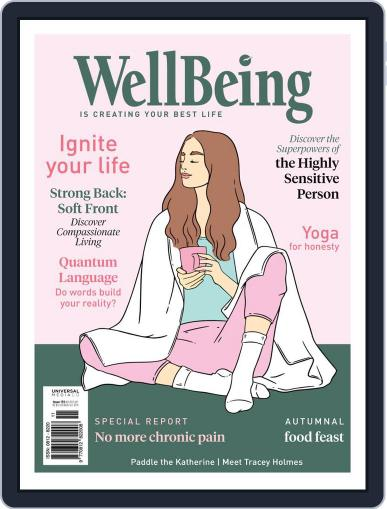 WellBeing Magazine (Digital) April 28th, 2021 Issue Cover