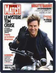Paris Match Magazine (Digital) Subscription November 19th, 2020 Issue