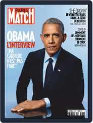Paris Match Magazine (Digital) Subscription November 26th, 2020 Issue