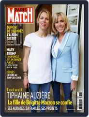 Paris Match Magazine (Digital) Subscription October 8th, 2020 Issue