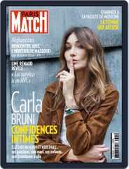 Paris Match Magazine (Digital) Subscription September 24th, 2020 Issue