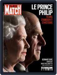 Paris Match Magazine (Digital) Subscription April 15th, 2021 Issue