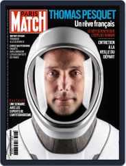 Paris Match Magazine (Digital) Subscription April 8th, 2021 Issue