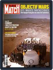 Paris Match Magazine (Digital) Subscription February 25th, 2021 Issue