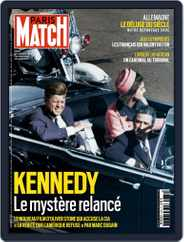 Paris Match Magazine (Digital) Subscription July 22nd, 2021 Issue