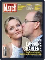 Paris Match Magazine (Digital) Subscription July 29th, 2021 Issue