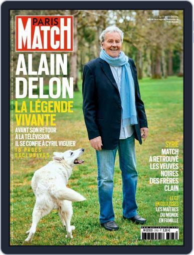 Paris Match Magazine (Digital) June 17th, 2021 Issue Cover