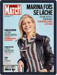 Paris Match Magazine (Digital) Subscription March 4th, 2021 Issue