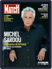 Paris Match Magazine (Digital) Subscription May 6th, 2021 Issue