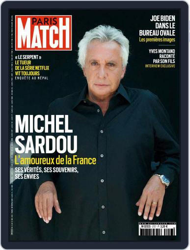 Paris Match Magazine (Digital) May 6th, 2021 Issue Cover