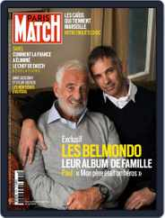 Paris Match Magazine (Digital) Subscription October 21st, 2021 Issue
