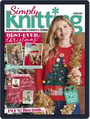 Simply Knitting Magazine (Digital) Subscription October 1st, 2010 Issue