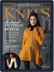Interweave Knits Magazine (Digital) Subscription October 22nd, 2020 Issue