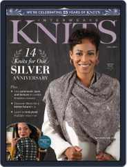 Interweave Knits Magazine (Digital) Subscription July 15th, 2021 Issue
