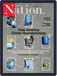 The Nation Magazine (Digital) Subscription January 25th, 2021 Issue