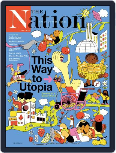 The Nation Magazine (Digital) July 26th, 2021 Issue Cover