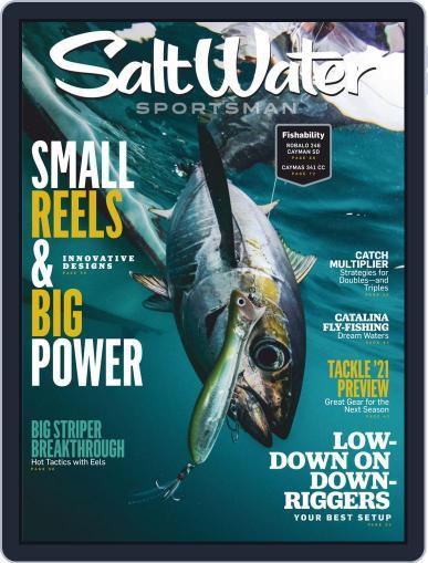 Salt Water Sportsman Magazine (Digital) October 1st, 2020 Issue Cover