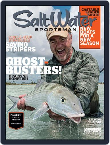 Salt Water Sportsman Magazine (Digital) May 1st, 2021 Issue Cover