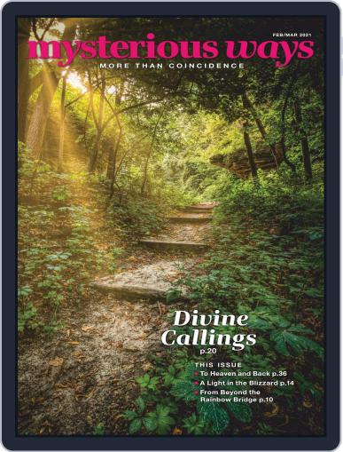 Mysterious Ways Magazine (Digital) February 1st, 2021 Issue Cover