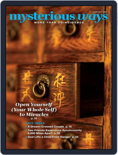 Mysterious Ways Magazine (Digital) June 1st, 2021 Issue Cover