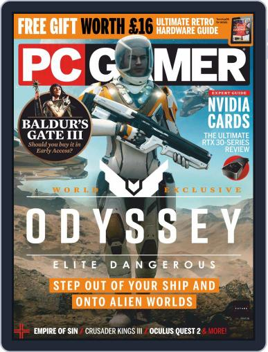 PC Gamer United Kingdom Magazine (Digital) December 2nd, 2020 Issue Cover