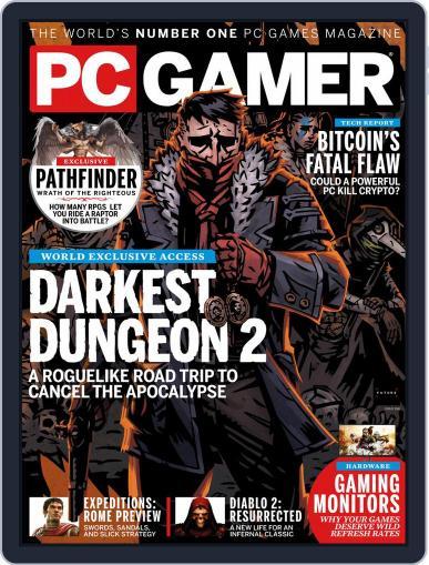 PC Gamer United Kingdom Magazine (Digital) July 1st, 2021 Issue Cover