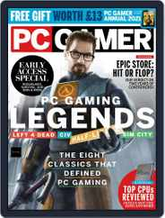 PC Gamer United Kingdom Magazine (Digital) Subscription March 1st, 2021 Issue