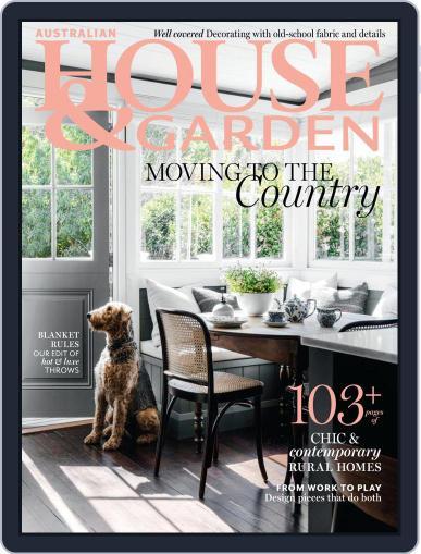Australian House & Garden Magazine (Digital) August 1st, 2021 Issue Cover