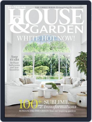 Australian House & Garden Magazine (Digital) June 1st, 2021 Issue Cover