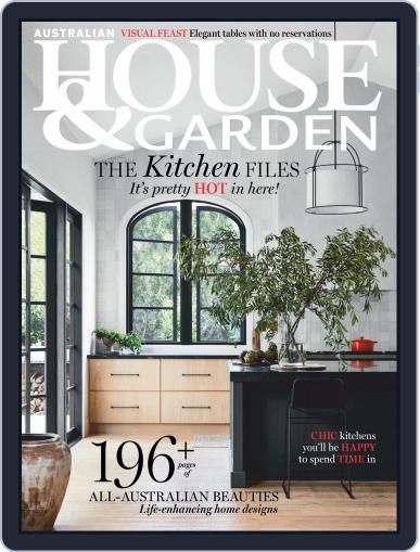 Australian House & Garden Magazine (Digital) March 1st, 2021 Issue Cover