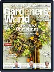 BBC Gardeners' World Magazine (Digital) Subscription December 1st, 2020 Issue