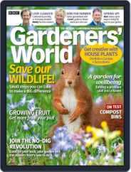 BBC Gardeners' World Magazine (Digital) Subscription February 1st, 2021 Issue