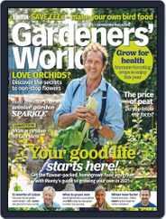 BBC Gardeners' World Magazine (Digital) Subscription January 1st, 2021 Issue